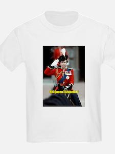 HM Queen Elizabeth II Trooping T-Shirt