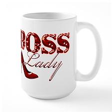 Boss Lady Bling Mugs