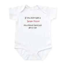 Berger Picard Infant Bodysuit
