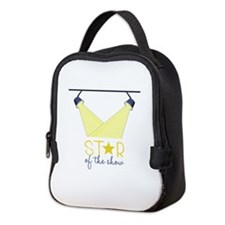 Star Neoprene Lunch Bag