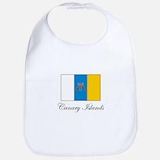 Canary Islands Flag Bib