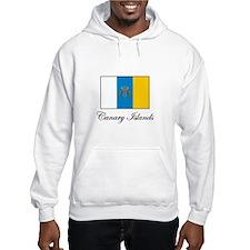 Canary Islands Flag Hoodie