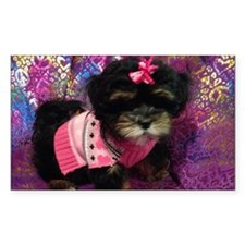 Cute Puppy Decal
