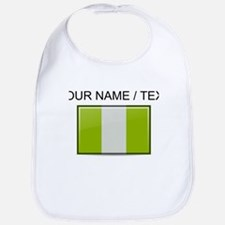 Nigeria Flag (Custom) Bib