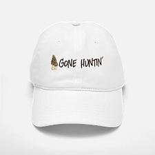 Gone Huntin' Baseball Baseball Cap
