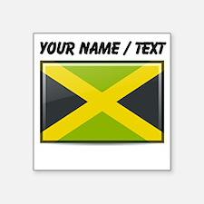 Jamaica Flag (Custom) Sticker