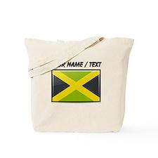 Jamaica Flag (Custom) Tote Bag