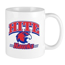 Unique Hawk Mug