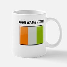 Ivory Coast Flag (Custom) Mugs