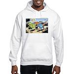 You Gotta Have Style! Hooded Dinosaur Sweatshirt