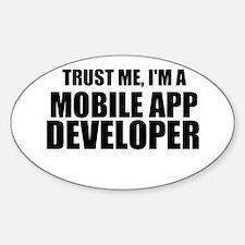 Trust Me, I'm A Mobile App Developer Decal