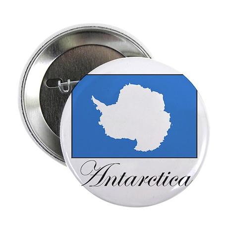 Antarctica - Flag Button
