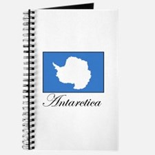 Antarctica - Flag Journal