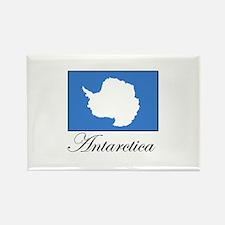 Antarctica - Flag Rectangle Magnet
