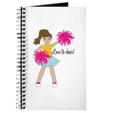 Love To Cheer! Journal