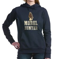 Morel Hunter Women's Hooded Sweatshirt