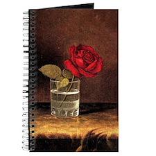 Martin Heade - A Red Rose Journal