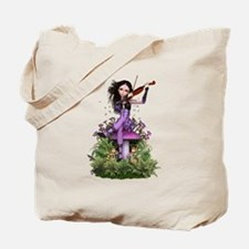 Amethyst Fairy ~ Summer Melody Tote Bag