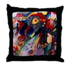 Kandinsky - 293 Throw Pillow