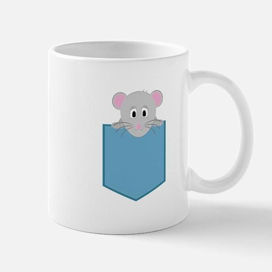 Cute Mouse Mugs