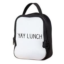 Yay Lunch Neoprene Lunch Bag