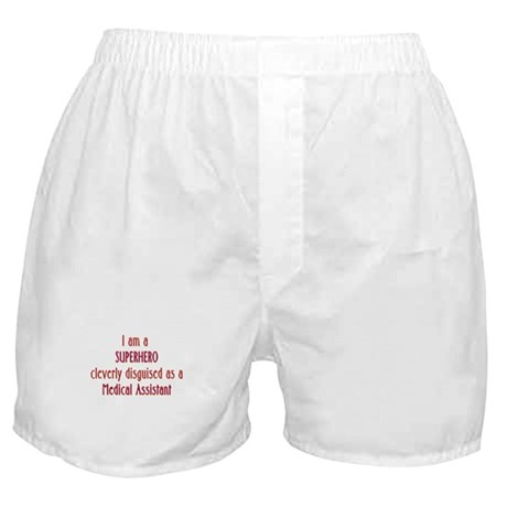 Super Hero MA Boxer Shorts
