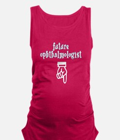 Future ophthalmologist - Maternity Tank Top