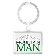MOUNTAIN MAN Keychains