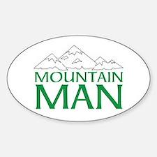 MOUNTAIN MAN Decal
