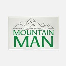MOUNTAIN MAN Magnets