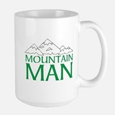MOUNTAIN MAN Mugs