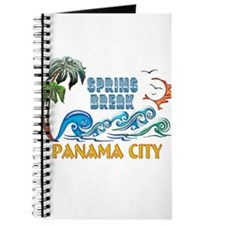 3D Palms Waves Sunset Spring Break PANAMA Journal