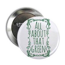 "Cute St patricks day st patrick 2.25"" Button"