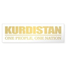 Kurdistan 2 Bumper Bumper Bumper Sticker