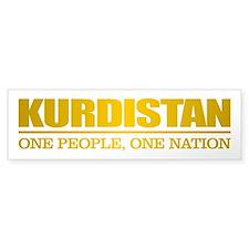 Kurdistan 2 Bumper Bumper Sticker