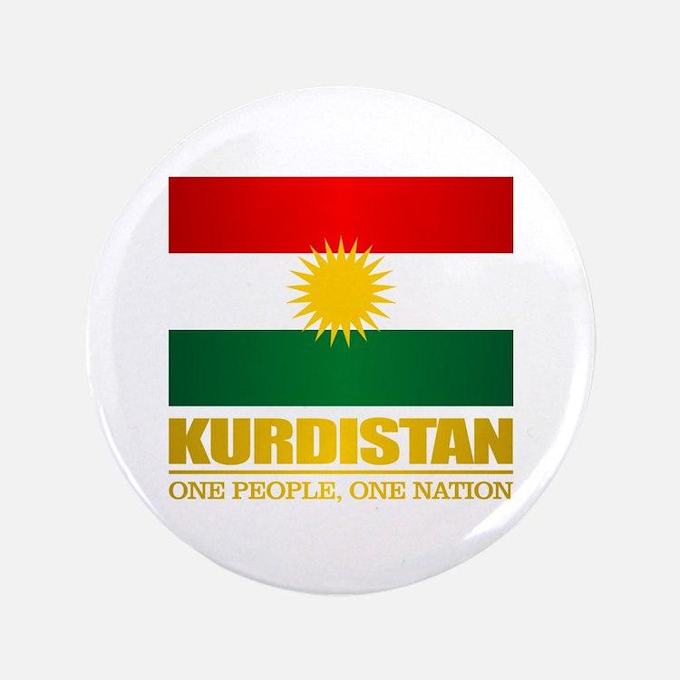 "Kurdistan 2 3.5"" Button"