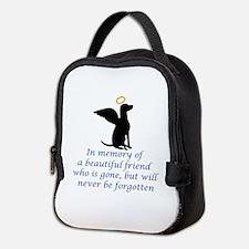 IN MEMORY OF Neoprene Lunch Bag