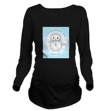 Be Not Afraid, I Go Long Sleeve Maternity T-Shirt
