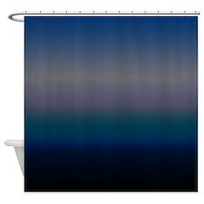 Twilight Sea Shower Curtain