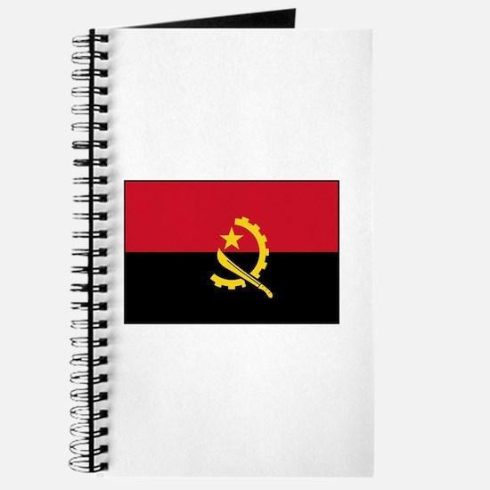 Angola Flag Journal