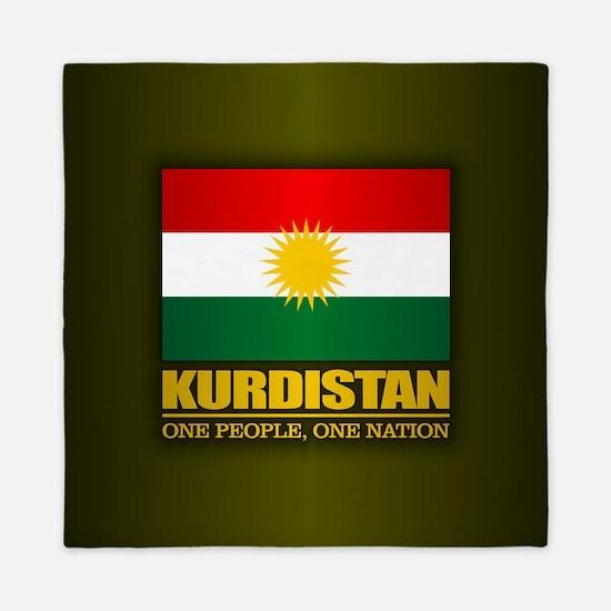 Kurdistan 2 Queen Duvet
