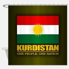 Kurdistan 2 Shower Curtain