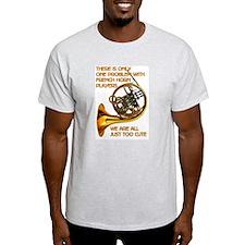 French Horn Cutie T-Shirt