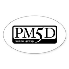 PM5D Users Group Decal