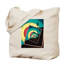 Spinning Disc Golf Baskets 2 Tote Bag