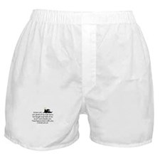 I LOVED YOU SO Boxer Shorts