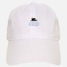 IN MEMORY OF Baseball Baseball Baseball Cap