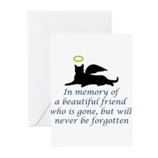 IN MEMORY OF Greeting Cards