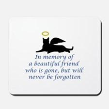 IN MEMORY OF Mousepad