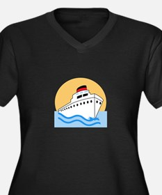 CRUISE SHIP Plus Size T-Shirt